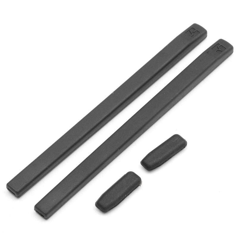 Giá bán 4Pcs/set Black Silicone Gel Cover Temple Tips Pad For ic! berlin Glasses Frame -