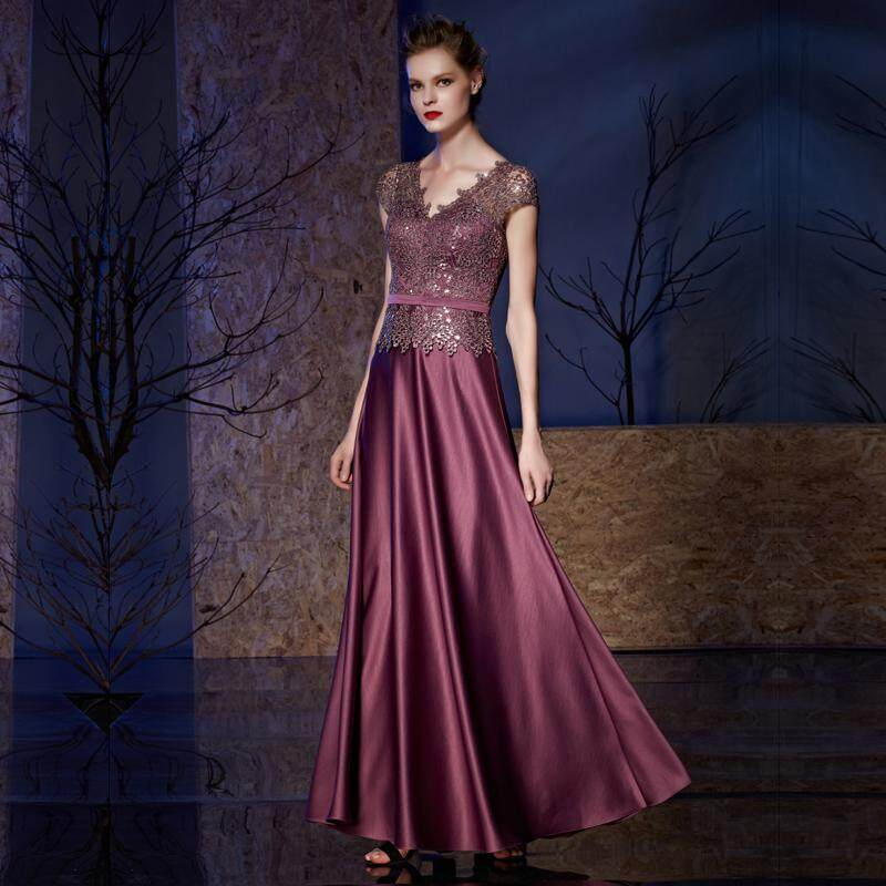 8a77dedde49 Late Formal dress for women 2018 New Style Nobility Elegant Banquet Host  Debutante Party M·
