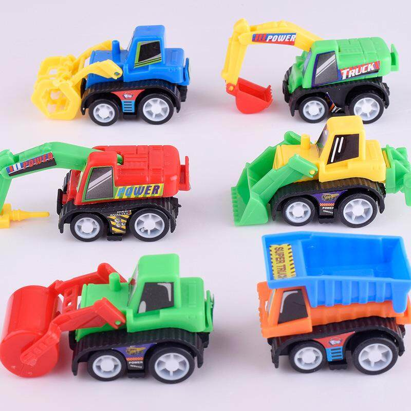 Mobil Mainan Lucu Set Rekayasa untuk Anak-anak