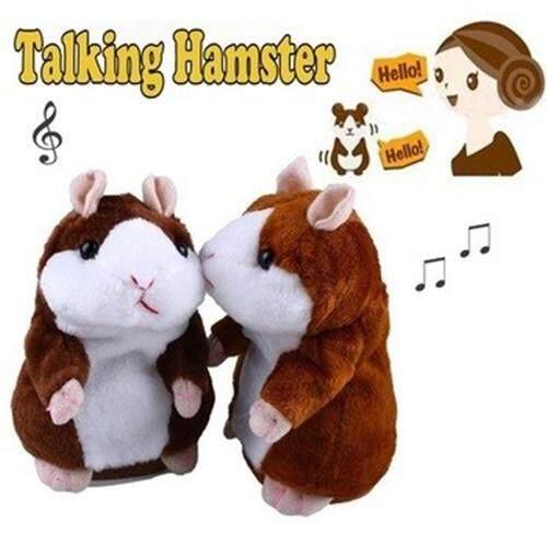 CUTE MUSICAL TALKING HAMSTER