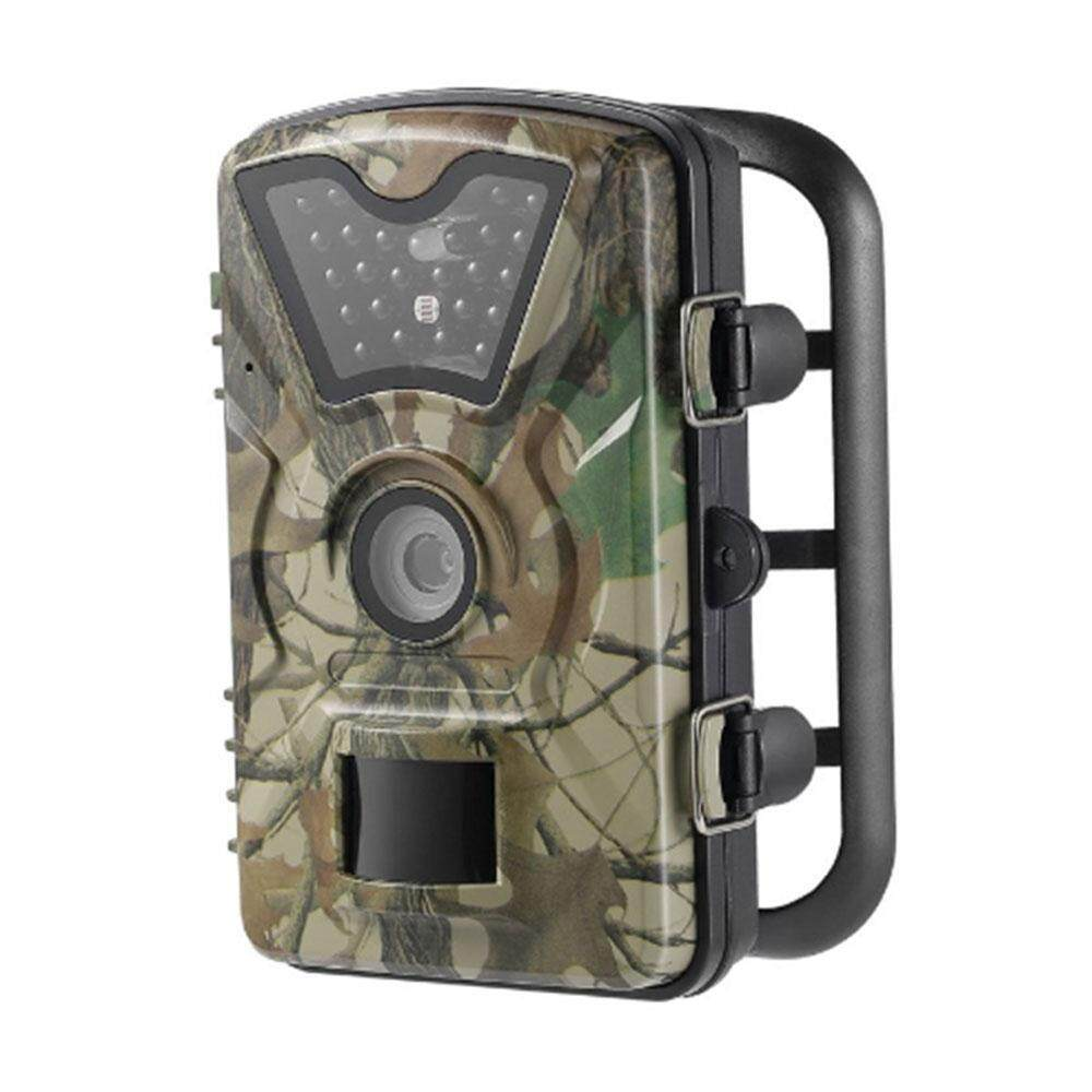 Qoovan 1080 P Kamera Trail Permainan Satwa Liar Kamera untuk Satwa Liar Pemantauan dan Keamanan Rumah, Tidak Termasuk Baterai-Intl