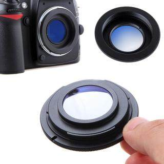 B-F Lens Adapter Ring for M42 Lens to Nikon Mount Adapter with Infinity Focus Glass for Nikon D60 D80 thumbnail