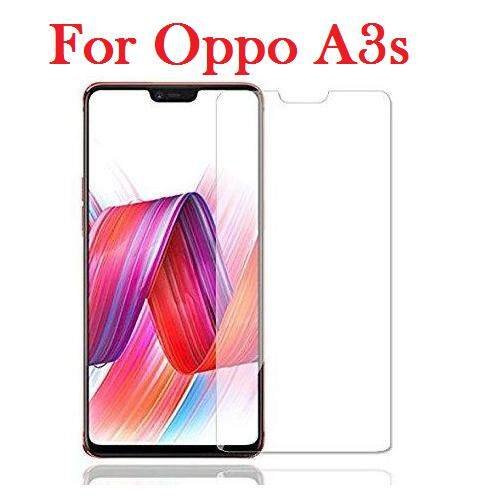 Features 2 Units Premium Quality Tempered Glass For Oppo A3s Dan
