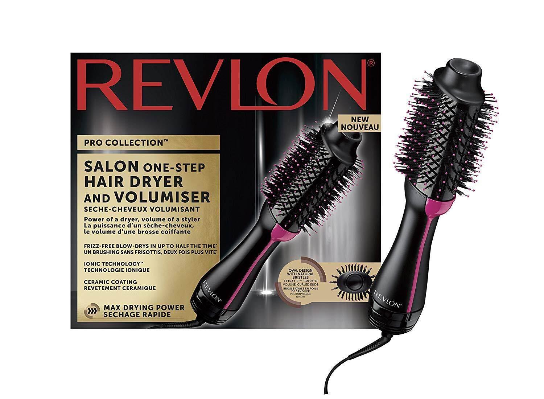 REVLON Pro Collection Salon One Step Hair Dryer and Volumiser RVDR5222