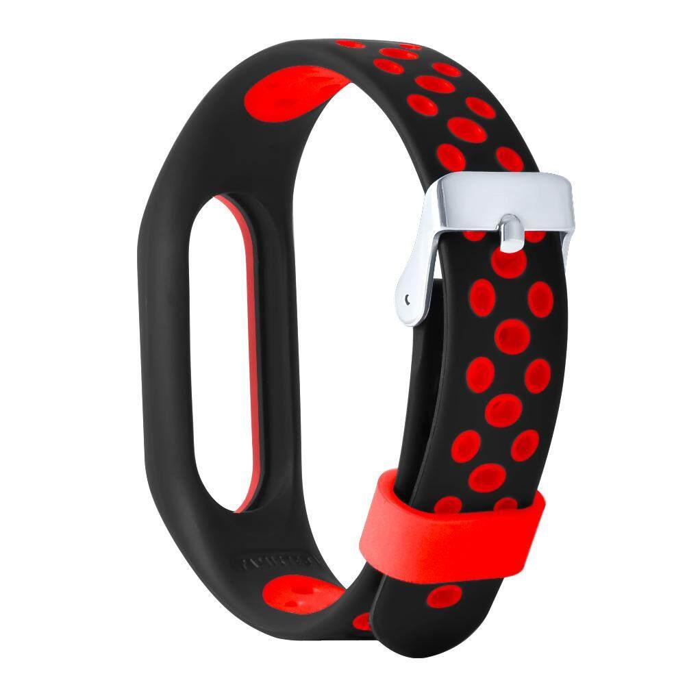 Straps Oem Ban Pengikat Tali Jam Strap Garmin Forerunner 220 230 235 620 630 735 Xt Pergelangan Tangan Gelang Gesper Pengganti Untuk Xiaomi Mi Band 2 Smartwatch