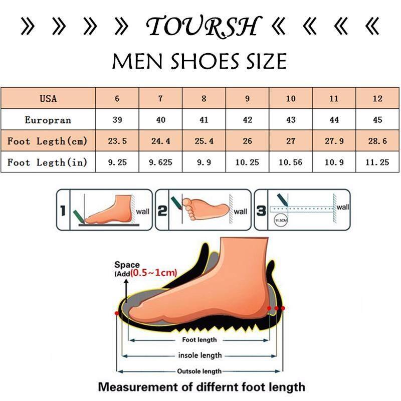 Toursh Korea Pria Sepatu Doug Sepatu Kasual (Biru) ?Free Shipping? - 2