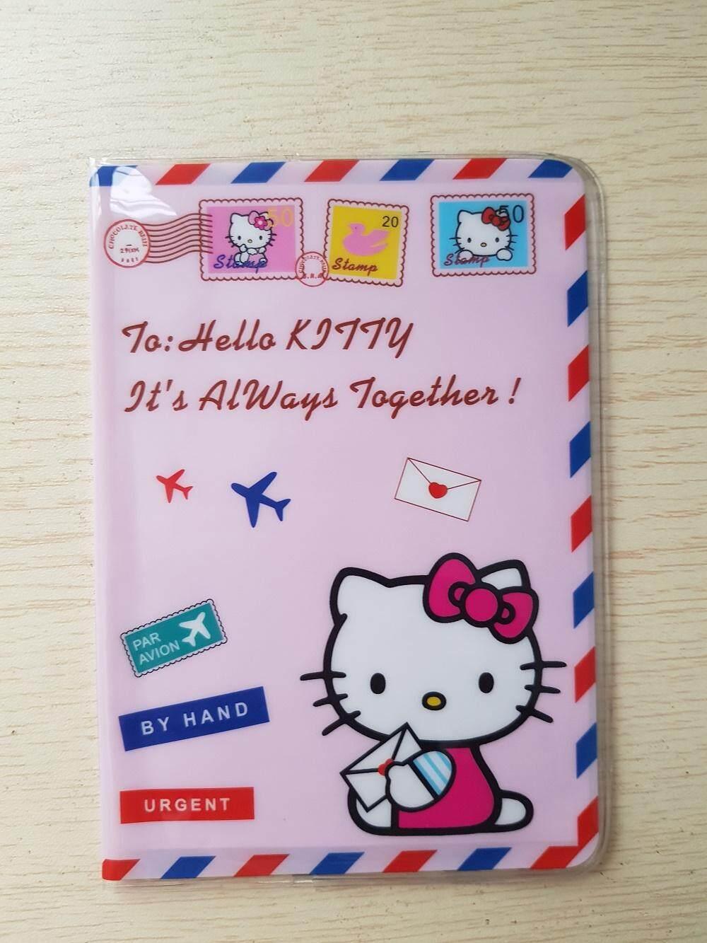 Passport Holder - Hello Kitty