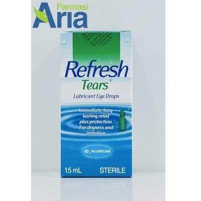 Refresh Tears Lubricant Eye Drops 15ml (Exp08/20)