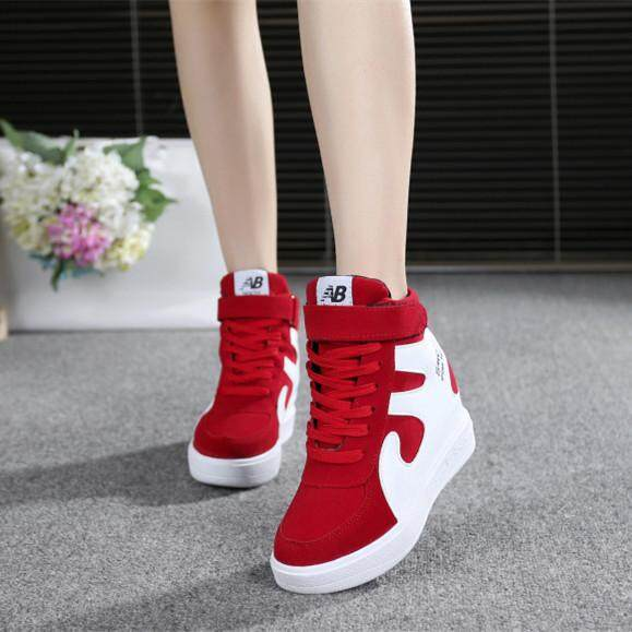 89fd6ca6ddb7 Spell Color increase High Shoes Women  S CASUAL SHOES