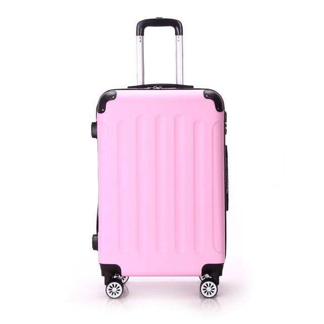 As Trolley Travel Box Universal Wheel Zipper Suitcase