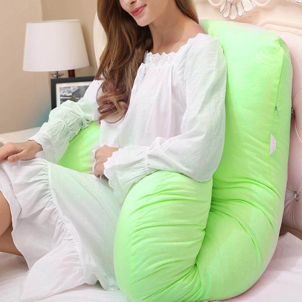 U Pillow Case Comfort Back Body Support Nursing Maternity Pregnancy Pillowcase