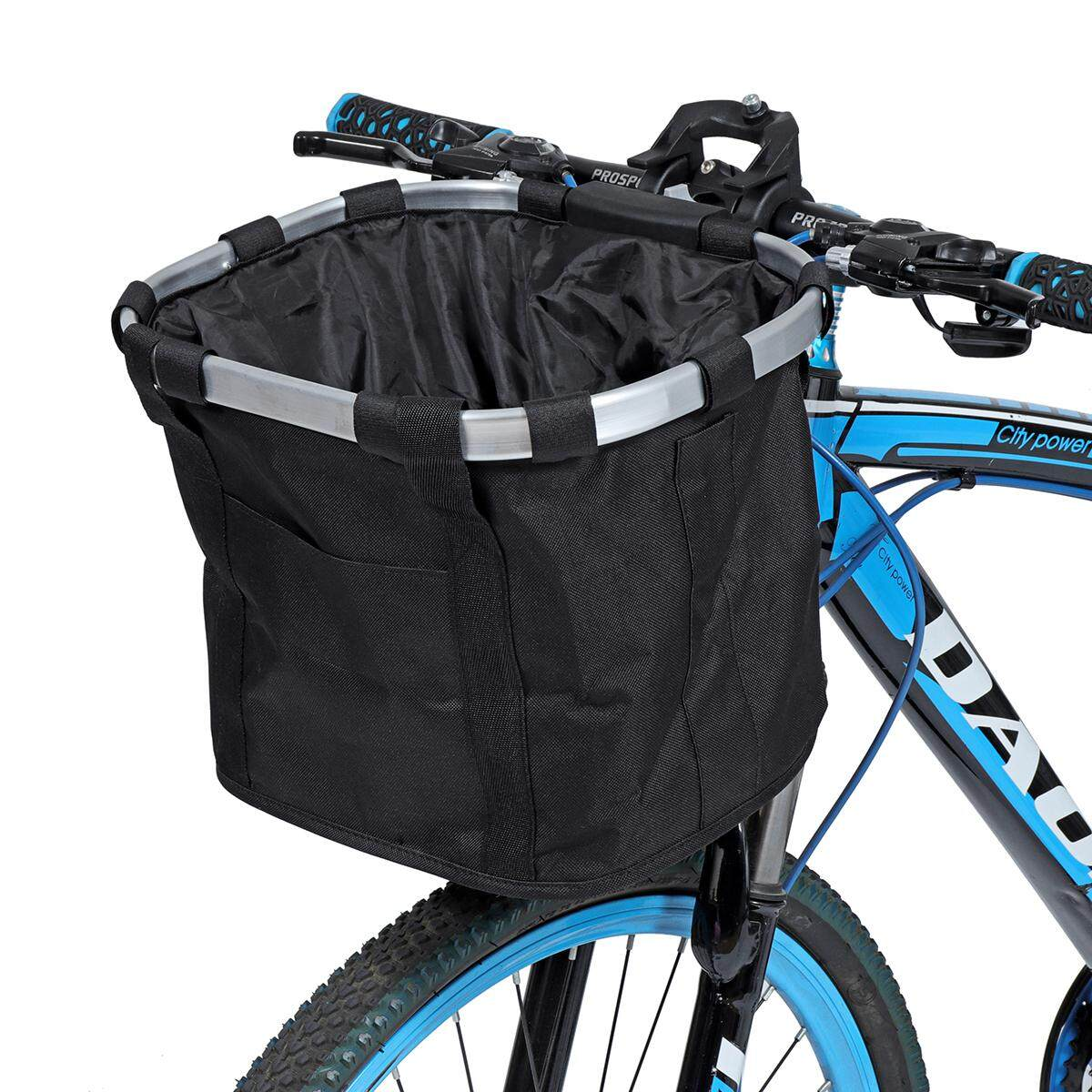 Storage Front Carrying Bag Basket Package For Xiaomi Qicycle E-Bike Scooter By Glimmer.