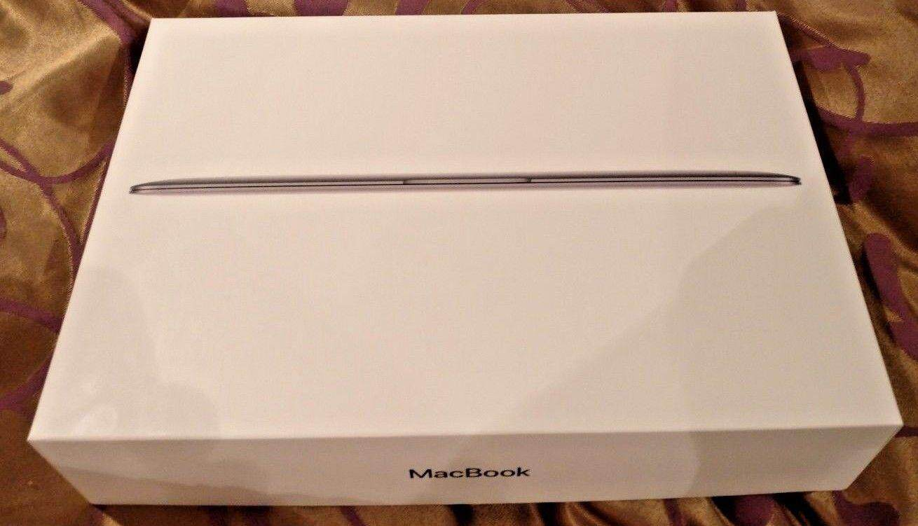 Apple Macbook 12 A1534 Mid 2017 - 8GB RAM - 256GB SSD Malaysia