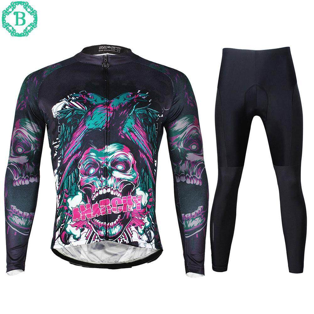 Benediction Bicycle Clothes Bike Clothes Wear-Resisting Man Fitness By Benediction.