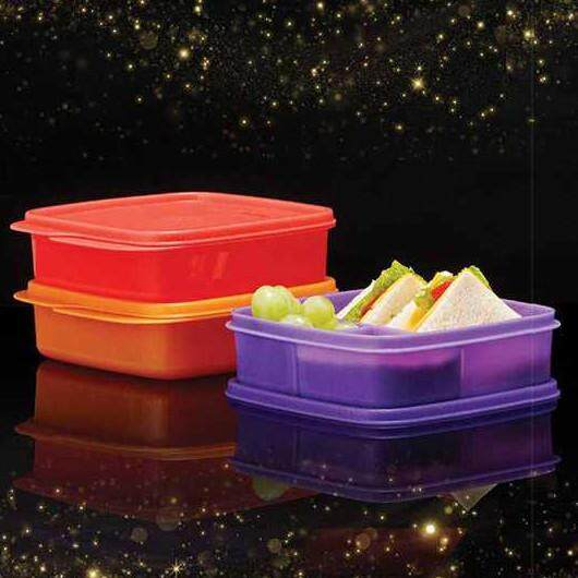 Tupperware Glittery Lolly Tup (1)pc 550ml only - Random Color Send - oversea stock