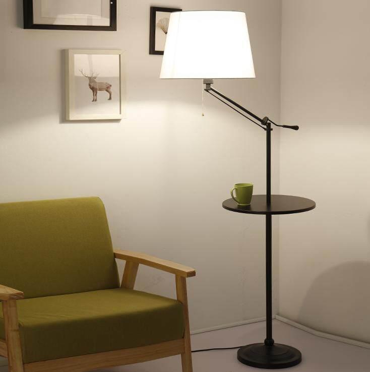 Nordic Modern Creative Vertical Floor Lamp. Comfort Floor Lamp. Living Room Bedroom Bedside Floor Lamp. By Dongpeng.