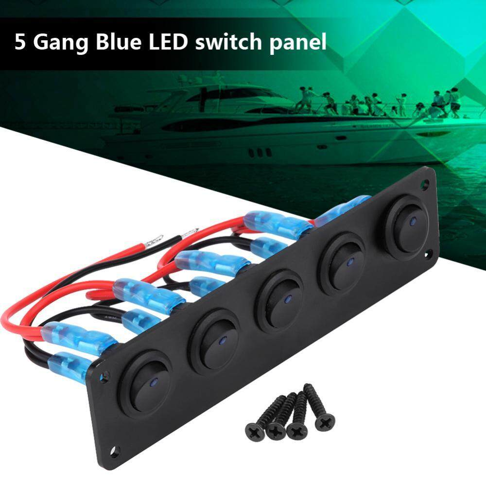 Car Switches For Sale Auto Online Brands Prices 12 Volt Rocker Switch Panel Wiring Diagram 24v 5 Gang Round Dash Toggle Blue Led Rv Boat