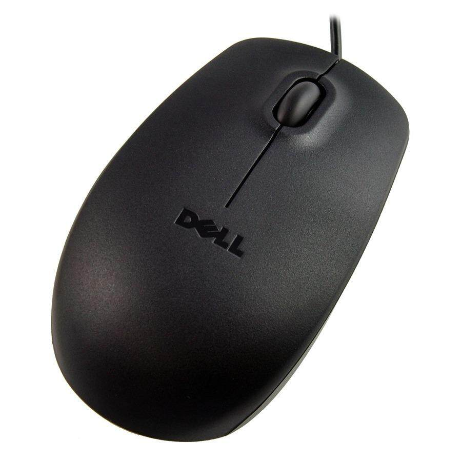 DELL MS111 Wired Mouse USB 2.0 Pro Office Mouse Optical Mice For Computer PC Malaysia