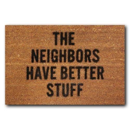 Funny Hilariously Welcome Floor Mats Doormat Indoor Outdoor Rubber Non Slip Rugs