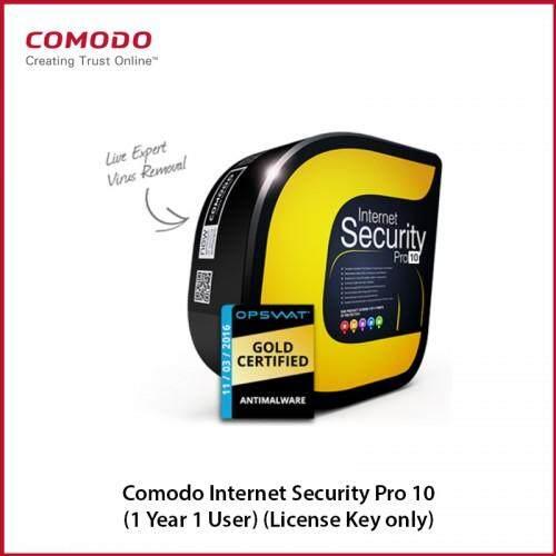 Comodo Internet Security Pr...