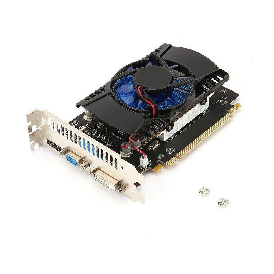 Di Sini Game Video Kartu Grafis untuk HD7670 4G/128bit GDDR5 480 Stream Prosesor