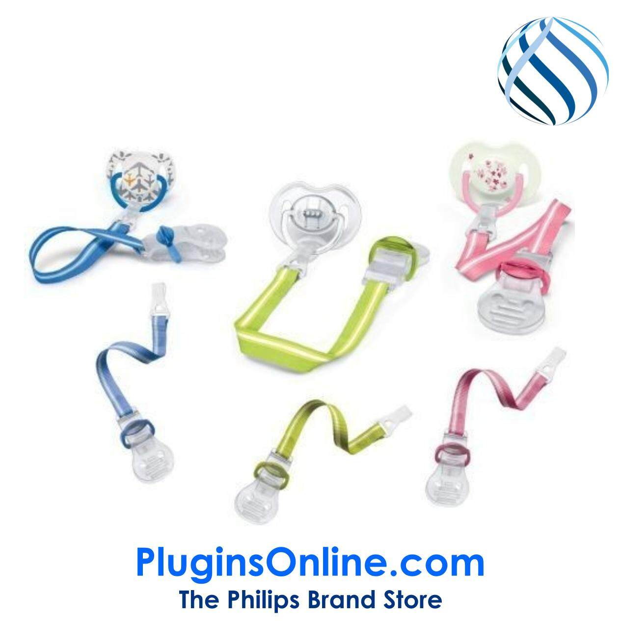 Philips Avent SCF185/00 Soother Clip