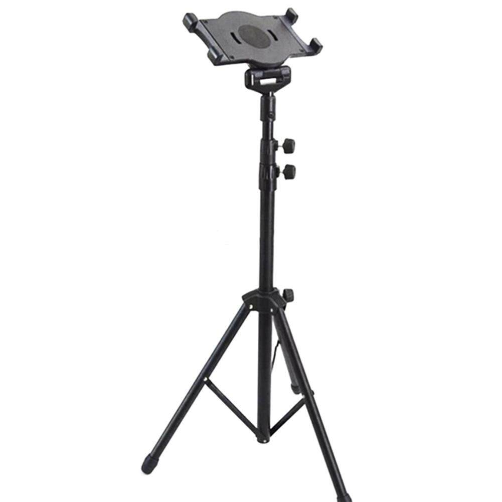 SA YANYI Adjustable Foldable Floor Tablet Tripod Stand for iPad mini, iPad Air, iPad 1,2,3,4 and All 7-10 Inch Tablets Application Size:7-10inch