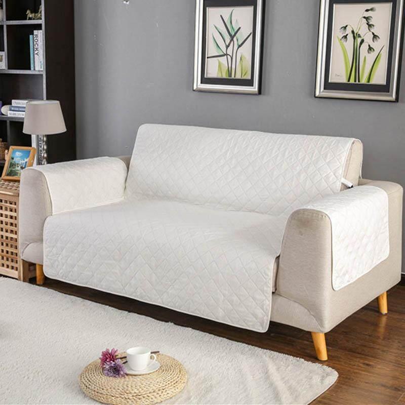 Waterproof Anti-slip Dog Sofa Seat Cover Solid Color Protector for Cat Pet Reversible Tatami Mats Bedside Yoga Mattress 90x196cm