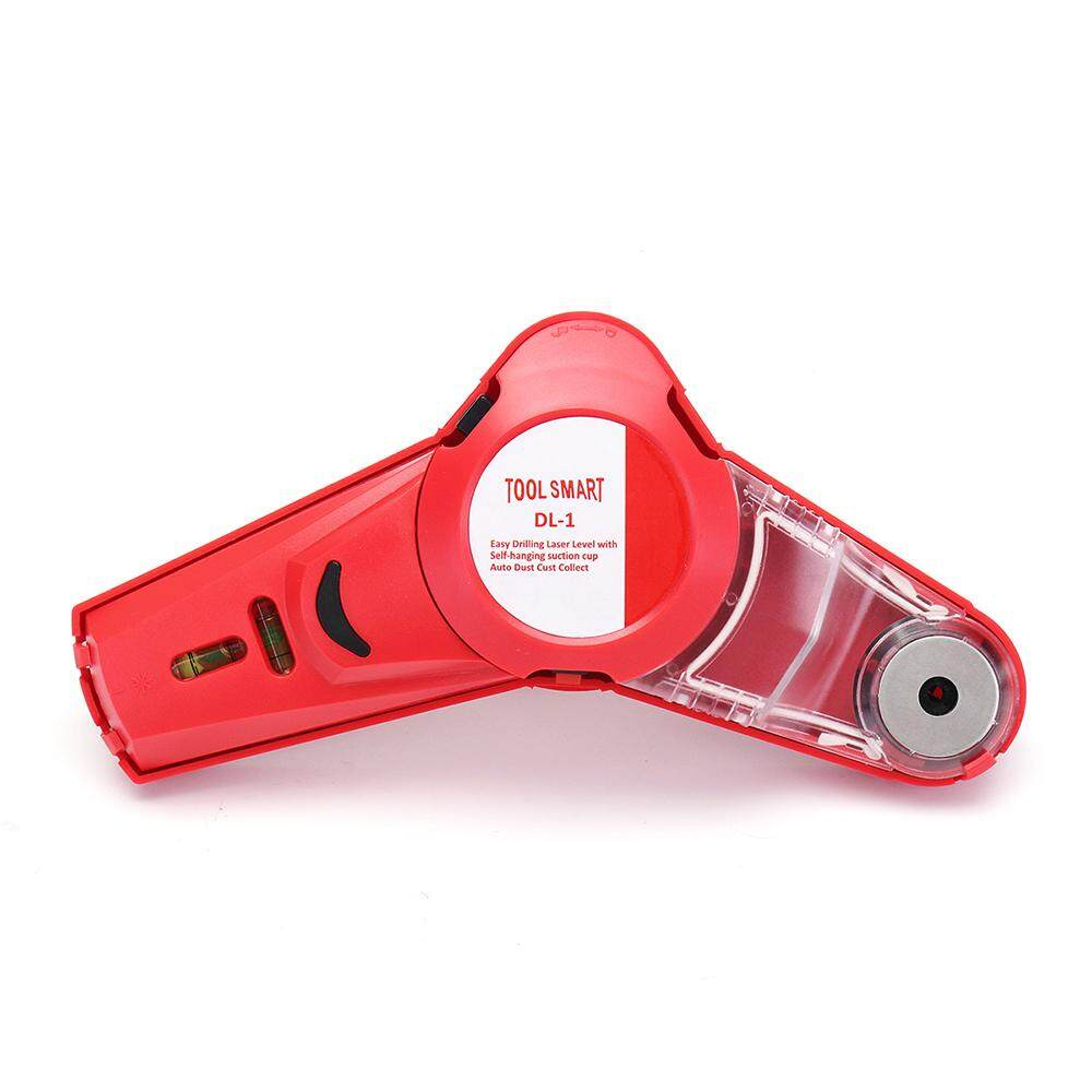 Hình ảnh Drillpro 650nm Laser Level Tools Infrared Laser Level Locator Easy Drilling Dust Collector