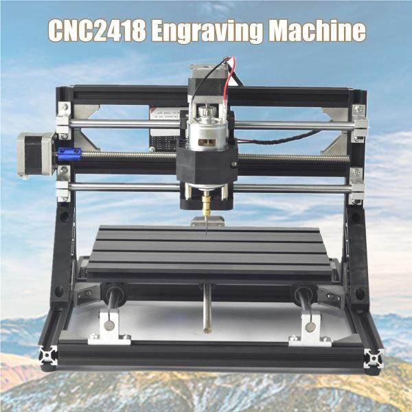 Giá CNC2418 Máy Khắc Laser Để Bàn Phay 3 Trục Tự Làm 42 Bước 775 Trục Chính