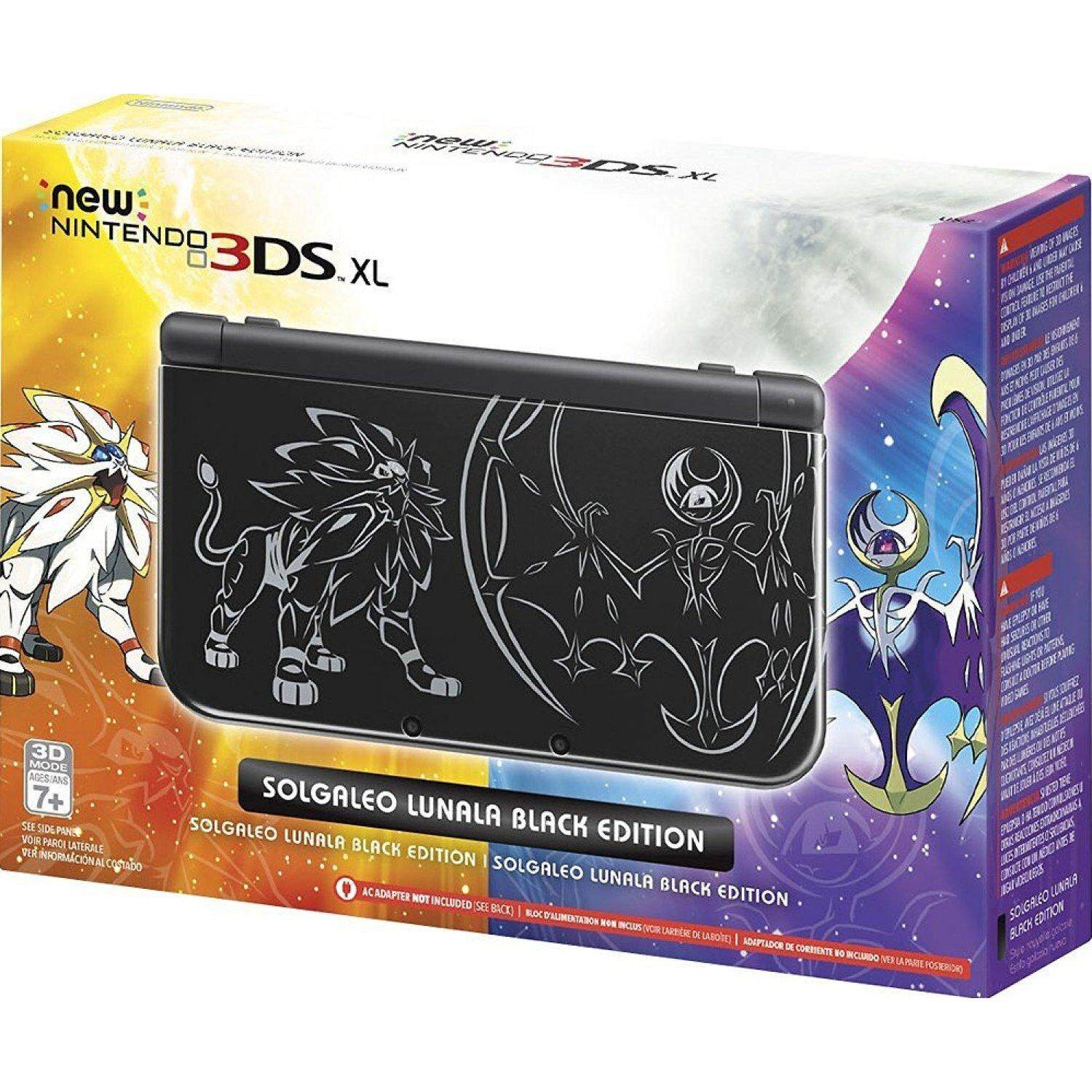 nintendo new 3ds xl console (refurbished)