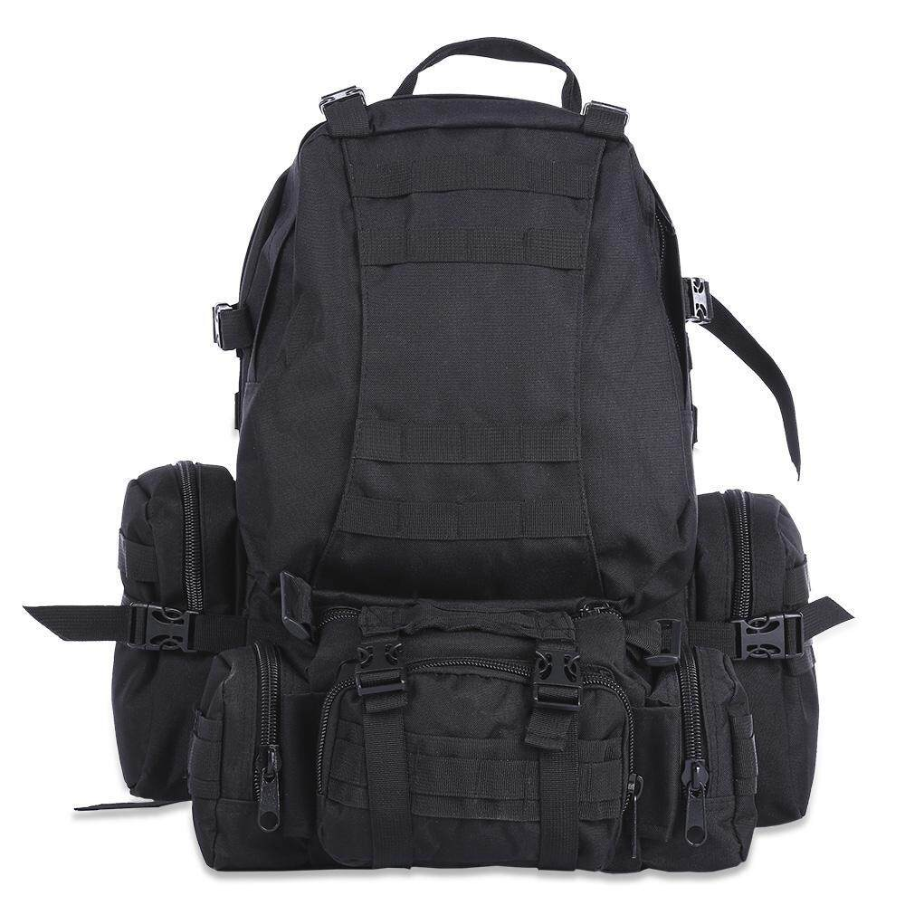 Price 50L Molle Outdoor Military Bag Camping Hiking Trekking Backpack Intl Online China