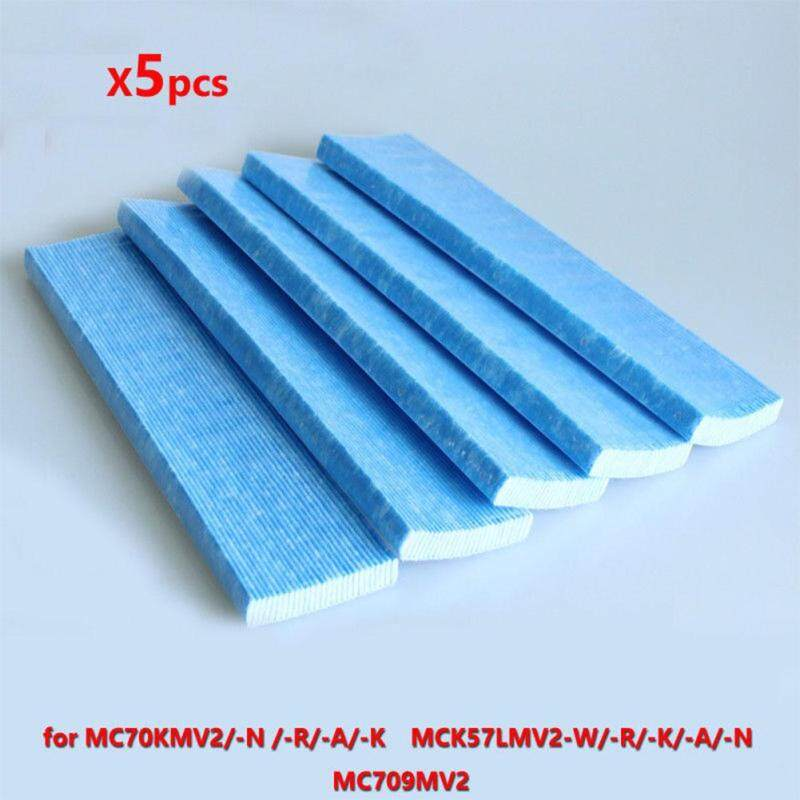 TS 5pcs/set Air Purifier Parts Filter for DaiKin MC70KMV2 MCK57LMV2 Air Filter Element Singapore