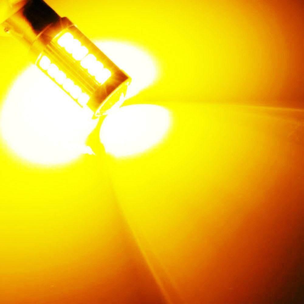 ... Fang Fang 4 Pcs set Kuning DC12V T20 5630 33SMD LED Otomatis Mobil  Lampu Rem e364edfca8