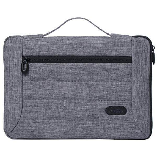 ProCase 14 - 15.6 Inch Laptop Sleeve Case Cover Bag for MacBook Pro, Most 14 15 Inch Laptop Ultrabook Notebook Chromebook Lenovo Dell Toshiba HP ASUS Acer -Grey - intl