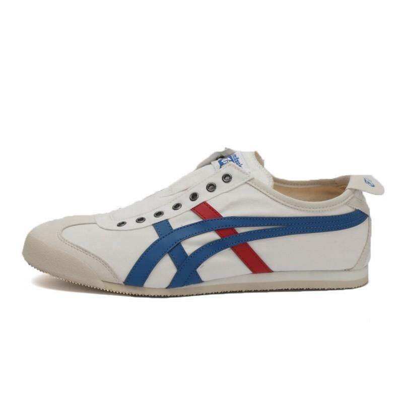 buy popular 153bb 29f32 Onitsuka Tiger TIGER Men's Shoes Women's Shoes Casual Shoes Loafers a Pedal  Canvas Shoes D3K0N