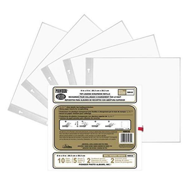 Pioneer Photo Albums Refill Pages 4 X 6 Price In Singapore