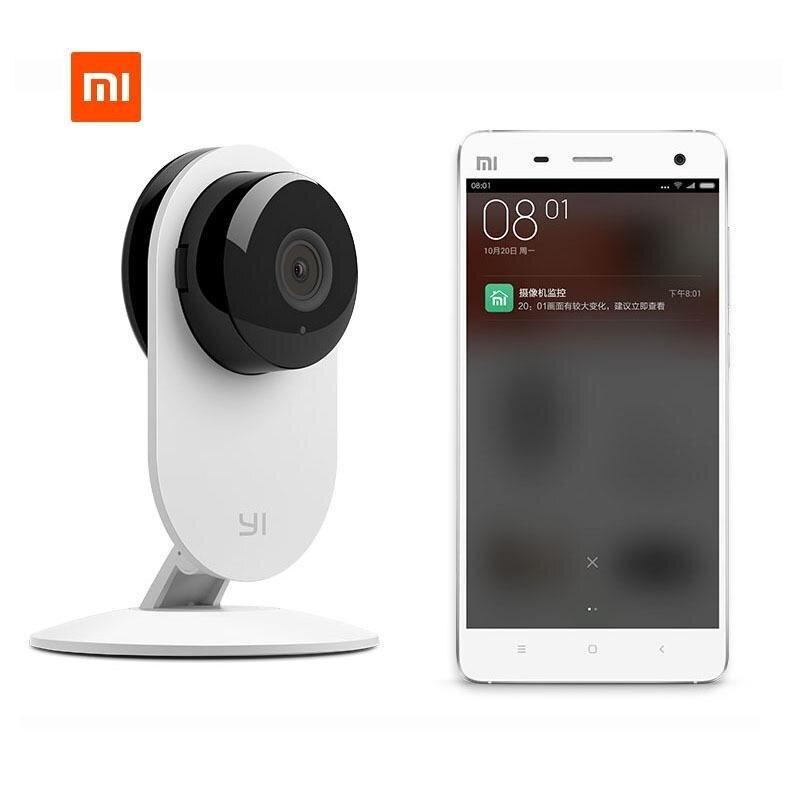 International XiaoYi Yi Home 720P WiFi IP Camera CCTV Night Version