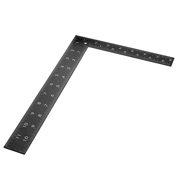 L Square Ruler Try Square 90 Degree Ruler  0-30cm