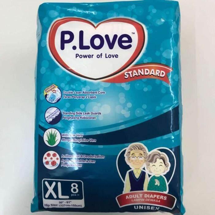 P.Love Adult Diaper (Standard) (XL size)