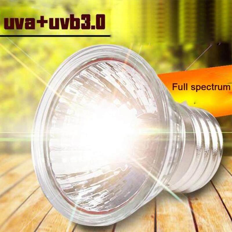 UVB 3.0 Bóng Đèn Bò Sát Rùa Basking Bóng Đèn UV Bóng Đèn Sưởi Ấm Lưỡng Cư Thằn Lằn Điều Khiển Nhiệt Độ