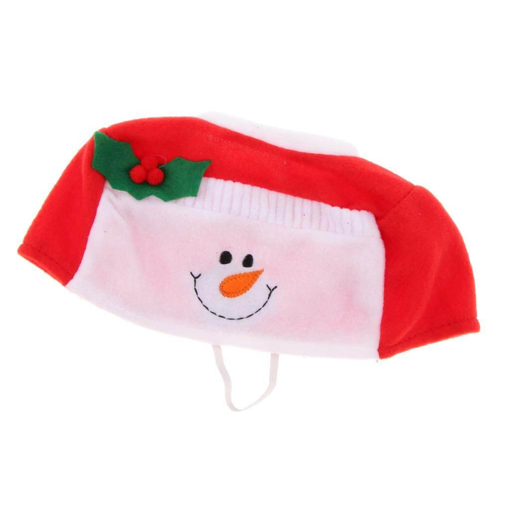 BolehDeals Creative Christmas Theme Tissue Box Cover Paper Napkin Holder Snowman