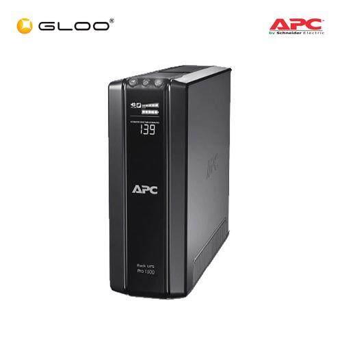 APC BR1500GI Power-Saving Back-UPS Pro 1500, 230V - Black