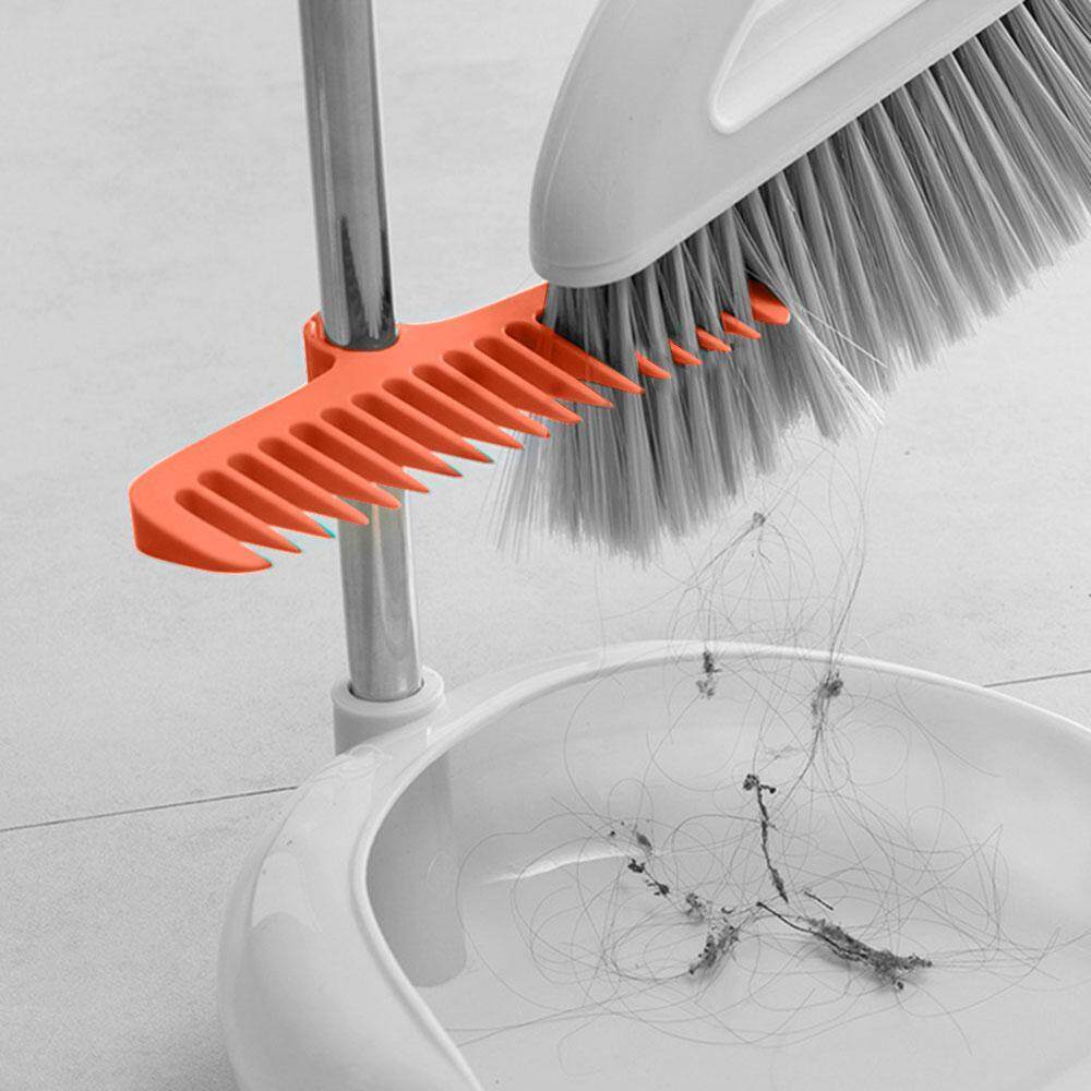 leegoal Broom Dusting Brush Home Convenient Dusting Brush Creative Simple Multi-function Dusting Brush(