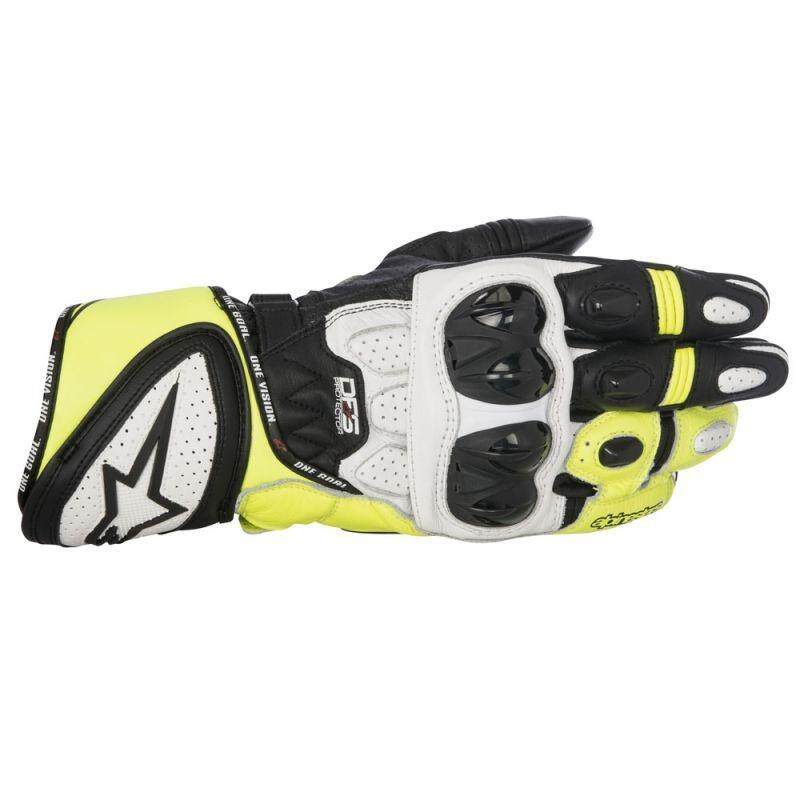 ALPINESTARS GP PLUS R GLOVE (Yellow/Black/White) - [ORIGINAL]