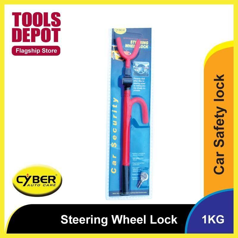 Cyber 8002A Steering Wheel Lock (1Kg)