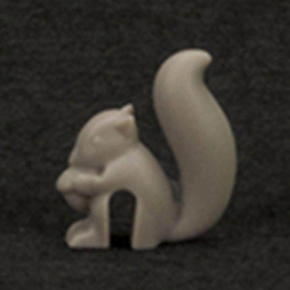 Best Seller Cute Squirrel Shape Silicone Tea Bag Holder Cup Mug Hanging Tool