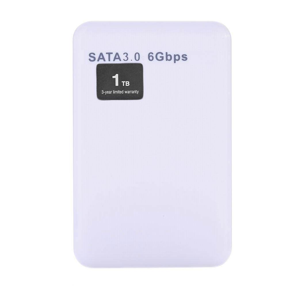 SATA USB 3.0 1 TB Mekanis Eksternal Seluler Keras Disk Memori Baca HDD Inggris-Internasional