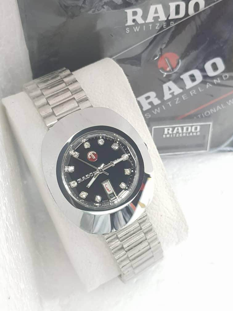 (MALAYSIA DAY SALE) R A D O  DIASTAR Men's Automatic Watch Classic 2018 MID YEAR