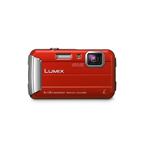 Panasonic DMC-TS30R LUMIX Active Lifestyle Tough Camera